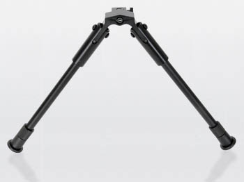 Bipod for 11 mm v-block rail